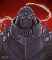 Alphonse Elric by soyochii
