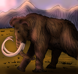 Mammoth by Victory555