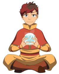 Shulin the Airbender by TotalFantasy