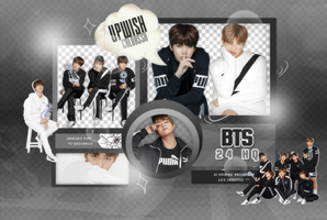 BTS PNG PACK #8 by Upwishcolorssx