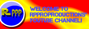 YouTube RPPP Channel Banner by d-master7
