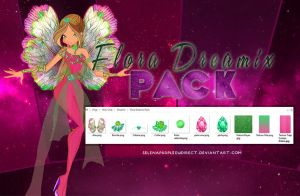 +FLORA DREAMIX PACK by SelenaPurpleewDirect