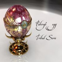 Faberge egg - IN PROGRESS by LeMarquis