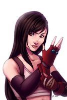 Tifa by PrismTales