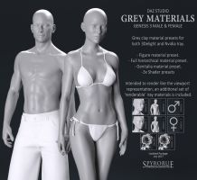 Genesis Grey Materials - G3 Bundle by SpyroRue