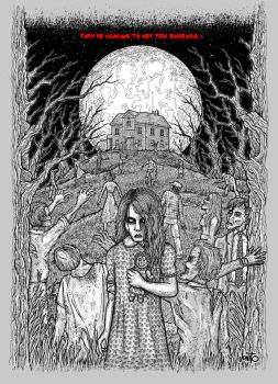 Night of the Living Dead by jonito