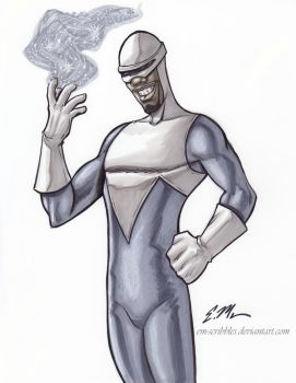 Frozone by em-scribbles