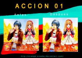 Accion Orange-Aisaka by Orange-Aisaka