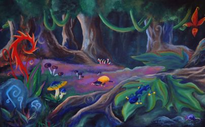 The Glade of Dreams by Sonificent
