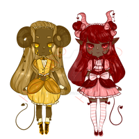 unsold adopts [CLOSED] by taakovitz