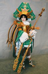 Mother Empress. Trinity Blood by alberti