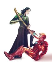 The Avengers - Your heart by maXKennedy
