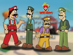 Super Mario Brothers Super Show: Live Action by ItsameWario48