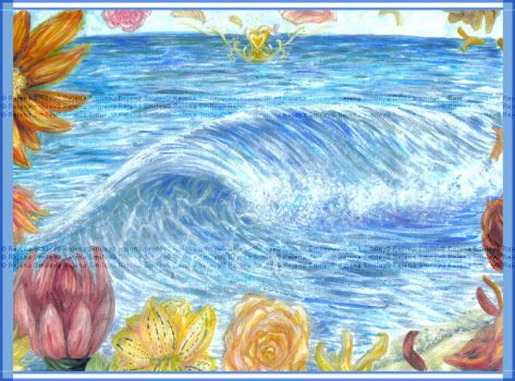 Another... wave-- lol by genaminna
