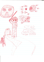 Ryan in Star Wars: Draft 1 by RyanPhantom