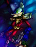 Zonic by captainkayla56