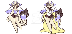 | Driftling Adopt Auction | Flower Nymph | Closed by GhostLiights
