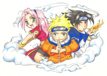 Team 7 by Eeni