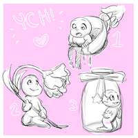 Mini Ych Auction - Open by Pochayuuris