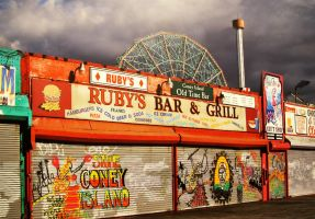CONEY by alan1828