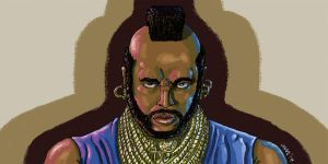 Mr. T by gaudog