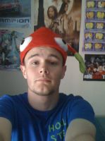 My Pikmin 3 Hat by Collioni69