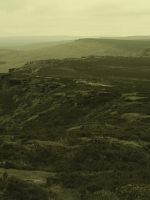 view atop Stanage by the-infamous-padfoot