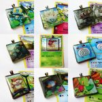 Assorted Pokemon pendants 2 by Koreena