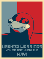 Uganda Warriors by VovaFreeman