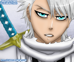 Bleach: Hitsugaya Toushiro by staf93