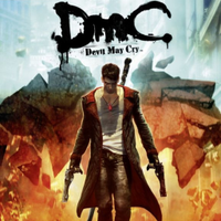 DMC - Devil May Cry icon for Obly Tile by ENIGMAXG2