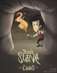 [Don't Starve] Introducing Caves by ZombiDJ
