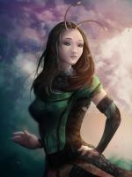 Mantis - Guardians of the Galaxy 2 by Totemos