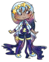 Starry adoptable auction CLOSED by Naddillu