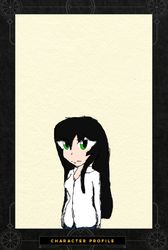 .: IF - Character Profile: Marta :. by EverySoulsRequest2