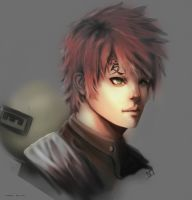 Sabaku no Gaara  Fan Art by GaaraJapanime