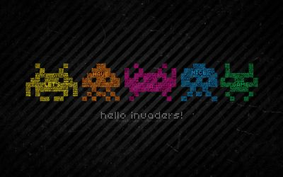 INVADERS by WachterEd