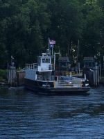 Chester Hadlyme Ferry  by Transformerbrett97