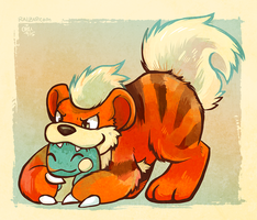 Chousen Growlithe