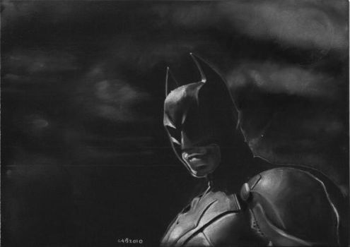 The Dark Knight-no cropping by MrBrowne