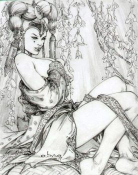 naughty queen by ebas
