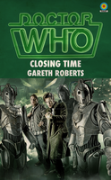 New Series Target Covers: Closing Time by ChristaMactire