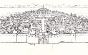 Walled City by LongJh