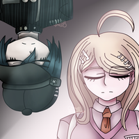 A thin line between hope and despair by CometNoodles