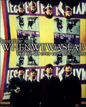 Deviant ID 001 - The Beatles by whenwewasfab