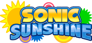 Sonic Sunshine_Official Logo by SSJSophia