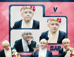 Pack Png 738 // V (BTS). by BEAPANDA