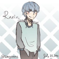 | O | Raein - Doodle by songc