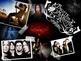 Bullet For My Valentine by Heavenly-Soul
