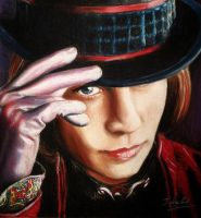 Willy Wonka by DynastJC